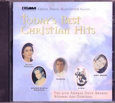 Todays Best Christian Hits CD Classic Great CARMAN RICH MULLENS POINT OF GRACE