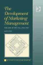 NEW - The Development of Marketing Management by Kazuo Usui