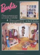 Barbie Doll Structures & Furniture-ExLibrary