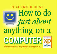 How to Do Just About Anything on a Computer (Readers Digest) Very Good Book