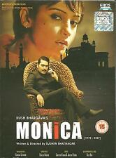 MONICA - Ashutosh Rana - DIVYA DATTA - NEW BOLLYWOOD DVD - FREE UK POST