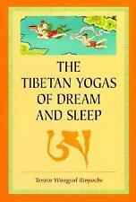 The Tibetan Yogas of Dream and Sleep Tenzin Wangyal Rinpoche Books-Good Conditio