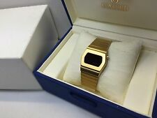1975 SWISS Concord LED DIGITAL WATCH uhr MOT