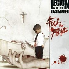 LEGION OF THE DAMNED FEEL THE BLADE BRAND NEW SEALED CD