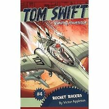 Rocket Racers Tom Swift, Young Inventor