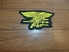 U.S.MILITARY NAVY SEALS PATCH TRIDENT