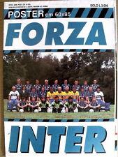 Poster Inter 1990 - 60x85 cm [GS3]-52