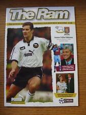 07/02/1998 Derby County v Aston Villa  (Light Marks)