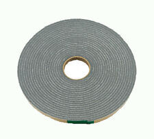 25 Foot Roll Disposable Hat Size Reducer Sweatband Grey Sticky Foam Tape