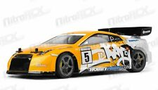 1/18th 2.4G Exceed RC Mad Pulse Brushed Drift Car Ready to Run GT-R Style YELLOW