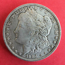 USA 1884 O MORGAN SILVER DOLLAR - new orleans mint