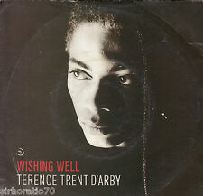 TERENCE TRENT D'ARBY Wishing Well / Elevators & Hearts 45