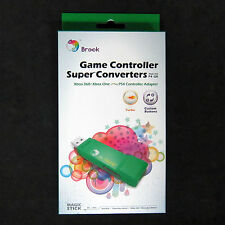 Brook XBOX 360 , XBOX One Controller Adapter to PS4 for Console No Need PS4 Pad