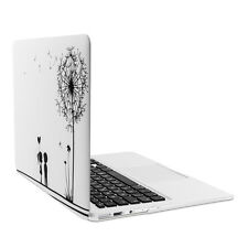 "kwmobile Hard Case für Apple Macbook Air 13"" (Ab Mitte 2011) Pusteblume Love"