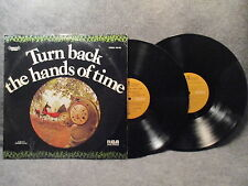 33 RPM LP (2) Record Set Turn Back The Hands Of Time 1972 RCA Victor PRS-395