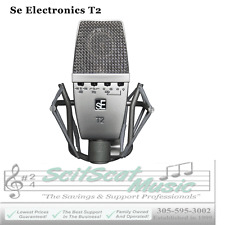 New SE Electronics SE T2 Condenser Tube Microphone Mic