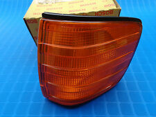 Mercedes Benz W126 coupe turn signal light OEM NOS 380SEC 420SEC 500SEC 560SEC