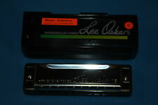 Lee Oskar Major Diatonic Harmonica,  1st Position Key of G, w/FREE Lee Oskar CD