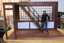 Doll house Room Box Stairway  Window ~ 1:6 Pullip Blythe Momoko Monster Barbie