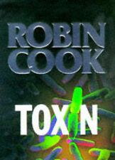 Toxin by Robin Cook (Hardback, 1998)