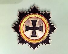 WAR ORDER OF THE GERMAN CROSS IN GOLD (1957 style)