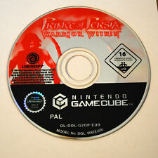 Jeu PRINCE OF PERSIA WARRIOR WITHIN sur Game Cube GC (CD SEUL, remis à neuf)