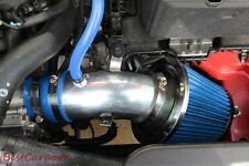 BCP BLUE For 11-13 Accent Veloster Elantra 1.6L 1.8L Ram Air Intake + Filter