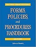 The Public Library Manager's Forms, Policies, and Procedures Handbook-ExLibrary