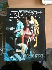 THE HISTORY OF ROCK PART 43 ROCK ON STAGE