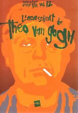 ALEXANDRE HERAUD L'ASSASSINAT DE THEO VAN GOGH + PARIS POSTER GUIDE