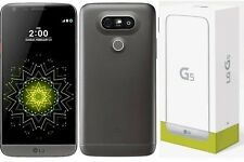 Brand New Sim Free Latest LG G5 H850 32GB Titan Grey 4G LTE 5.3 Quad Core 1.2GHz