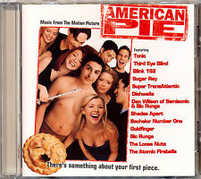 AMERICAN PIE  Music from the Motion Picture Various Artists CD