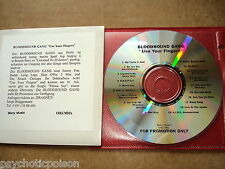 BLOODHOUND GANG - Use Your Fingers  CD PROMO Cardboard  Columbia  TD 064