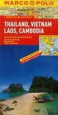 Marco Polo Maps: Marco Polo Thailand Vietnam Laos Cambodia Map (1:2,000,000)...