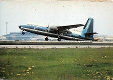 B71673 Een Fokker Frienship Luchtvaart Maatschappij NLM city Netherlands