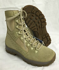 MEINDL DESERT FOX COMBAT BOOTS - Size: 5 uk , British Army Issue, NEW cadets