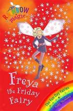 Rainbow Magic: Freya the Friday Fairy Book 40 by Daisy Meadows Paperback 2006