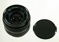 CONTAX Zeiss T* Distagon 2,8/35 35 35mm F2,8 2,8 MM top adapt. EOS A7