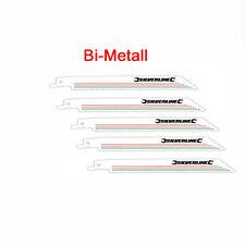 Sägeblätter für Säbelsäge BOSCH PFZ 550 PFZ 700 PE Bi Metall Holz + Metall 5 St.