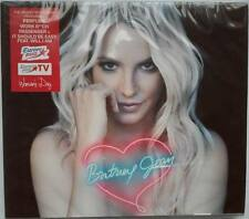 Britney Spears - Britney Jean CD NEW SEALED RUSSIAN EDITION WITH LARGE OBI