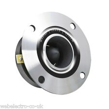 33512 Professional Heavy Duty Bullet Tweeter Speaker 200 W 8 Ohm Natural Metal