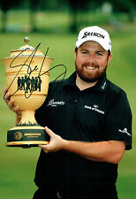 Shane LOWRY SIGNED AUTOGRAPH Bridgestone Golf Winner 12x8 Photo AFTAL COA