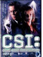 CSI PRIMA STAGIONE VOLUME 6 DVD SIGILLATO SEALED