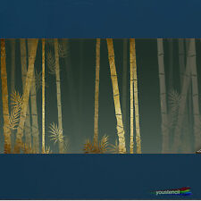 Bamboo Stencil Kit  #1:  Canvas Painting, Scrapbooking, Airbrushing:    ST40