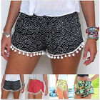 Hot Women Sexy Hot Pants Summer Casual Shorts High Waist Shorts Black Size M D16