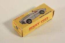 Dinky Toys 546, Austin Healey 100, only Box                      #ab1930