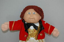 """Vintage 1985 Cabbage Patch Kids Circus Doll Coleco Doyle Ray 16"""" W/Birth C  3 +"""