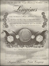 1955 Vintage ad for Longines Wittnauer Watch Company  (092516)