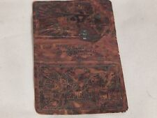 Match Box Printing Plate for the 1915 CA Pacific International Exposition, SD