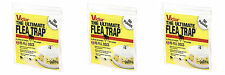 3 pack of 3 - Victor M231 Refill Discs For M230 Ultimate Flea Trap Catcher